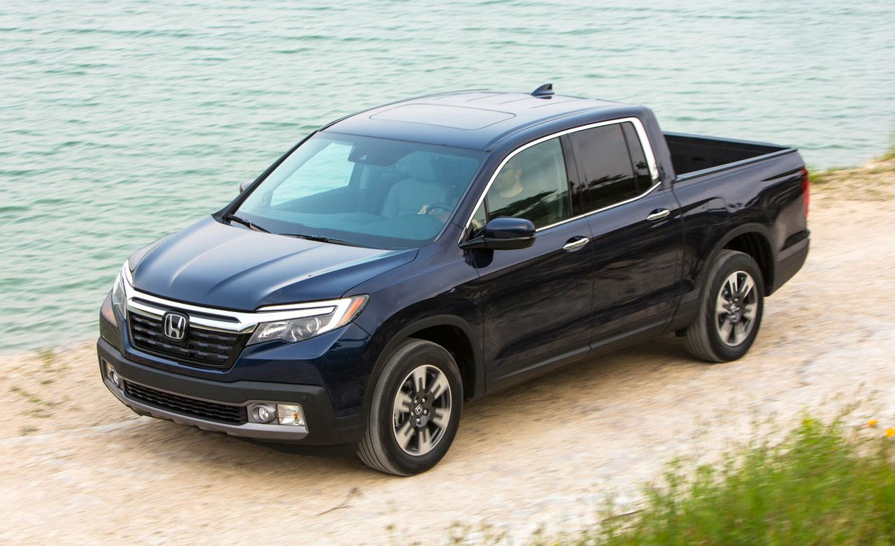 2017 honda ridgeline first drive \u0026 8211; review \u0026 8211; car and driverNew Honda Ridgeline #5