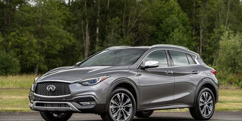 Infiniti Suv 2017 >> 2017 Infiniti Qx30 Instrumented Test 8211 Review 8211 Car And