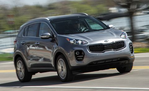 2018 Kia Sportage: Specs, Powertrains, Price >> 2017 Kia Sportage 2 4l Awd Instrumented Test 8211 Review
