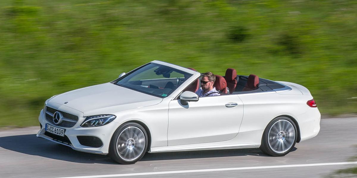 5769375e53 2017 Mercedes-Benz C-class Cabriolet First Drive   8211  Review   8211  Car  and Driver