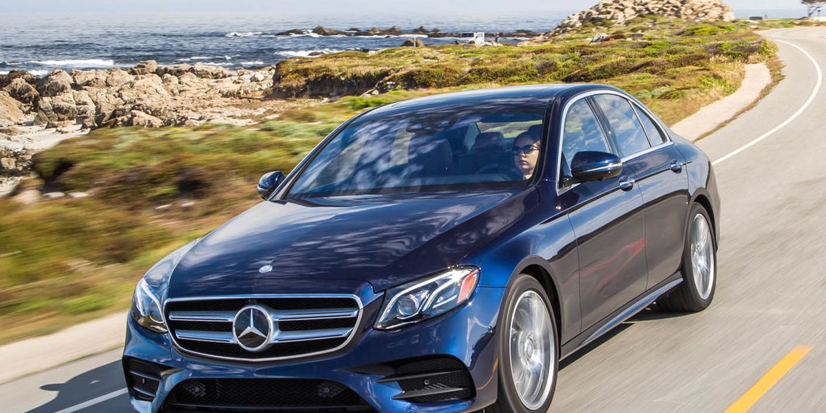 2017 Mercedes Benz E300 4matic Is A Rolling Isolation Chamber