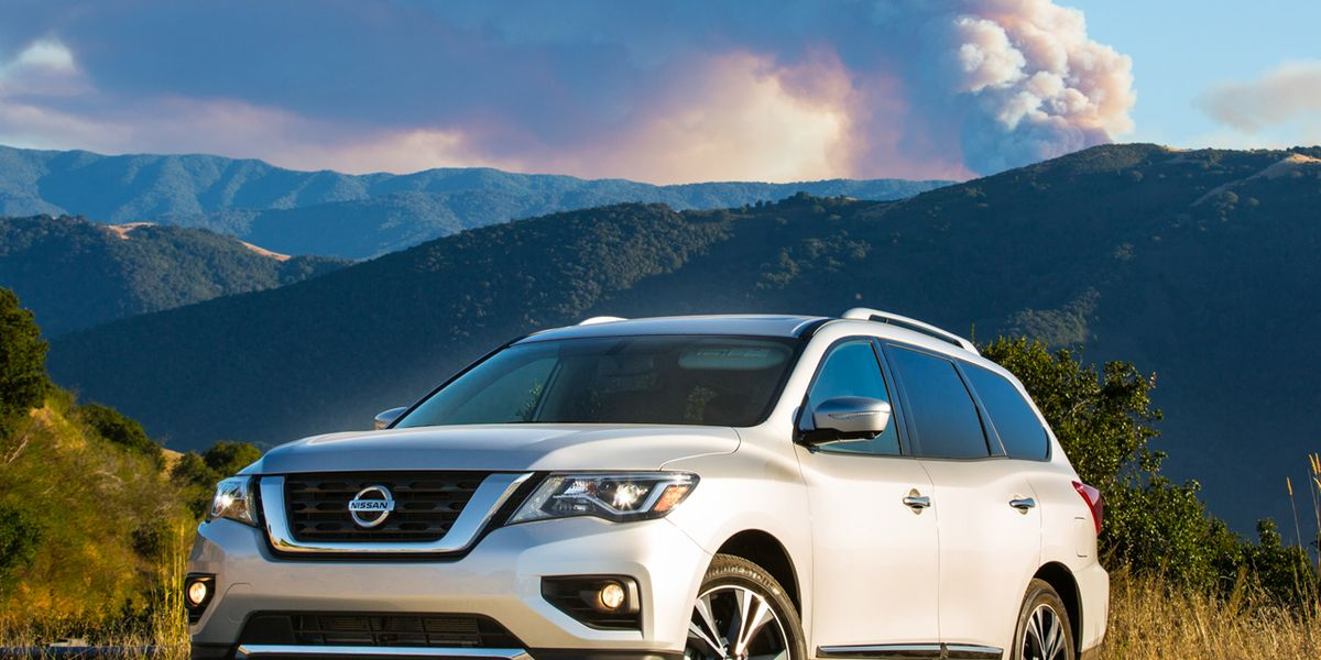 2017 Nissan Pathfinder First Drive – Review – Car and Driver