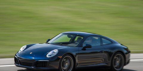 2017 Porsche 911 Carrera Test 8211 Review 8211 Car And