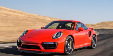 2017 Porsche 911 Turbo First Drive 8211 Review 8211 Car And Driver