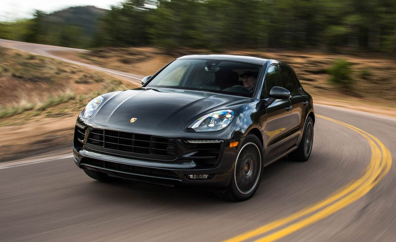 2017 Porsche Macan GTS First Drive \u00268211; Review \u00268211