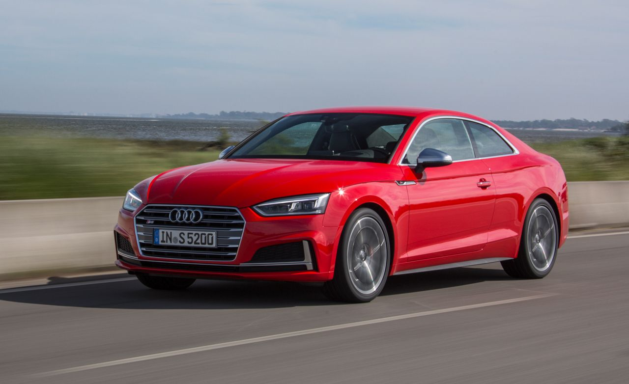 2018 Audi S5 First Drive 8211 Review 8211 Car And Driver