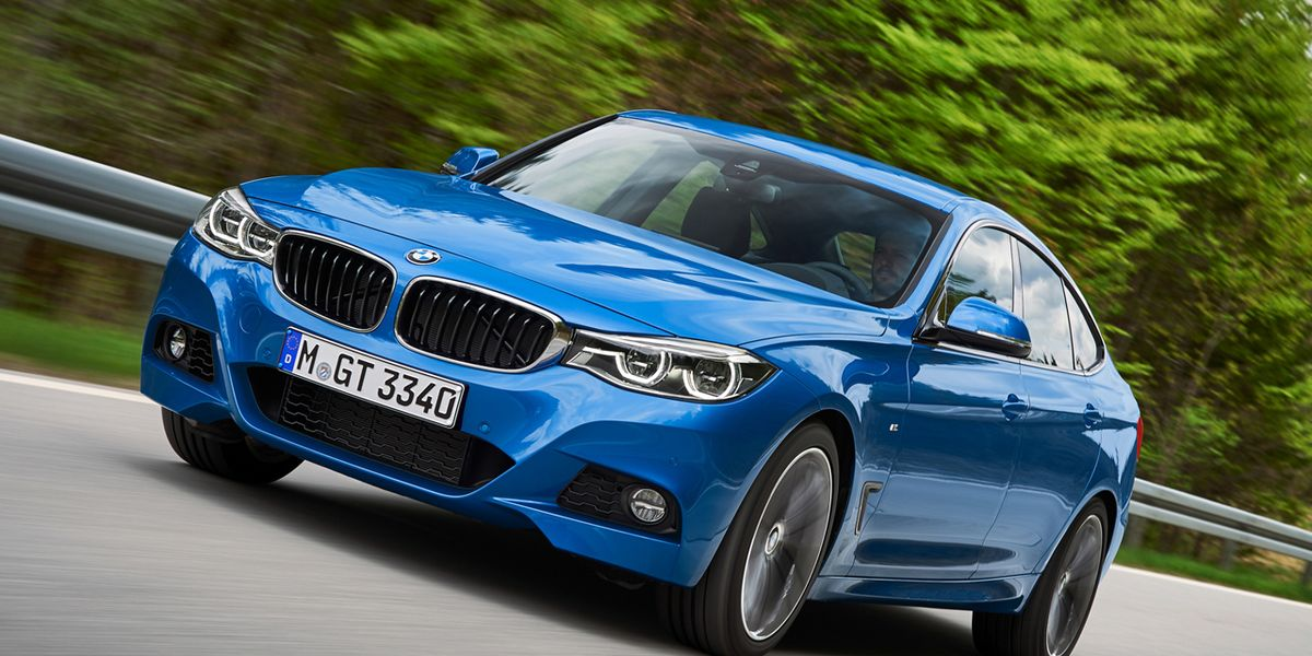 2017 Bmw 3 Series Gran Turismo Photos And Info 8211 News 8211 Car And Driver