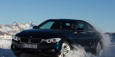 2017 Bmw 4 Series Engines And Idrive Upgraded