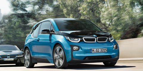 2017 Bmw I3 Now With More Electric Range