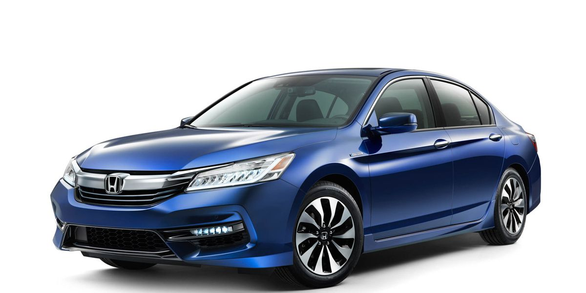 2017 Honda Accord Hybrid Photos And Info 8211 News Car Driver