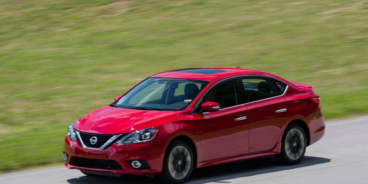 2017 Nissan Sentra Sr Turbo Photos And Info 8211 News 8211 Car And Driver