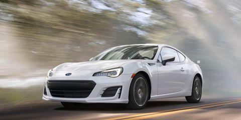 2017 Subaru Brz Updated Easier Ier Better Looking
