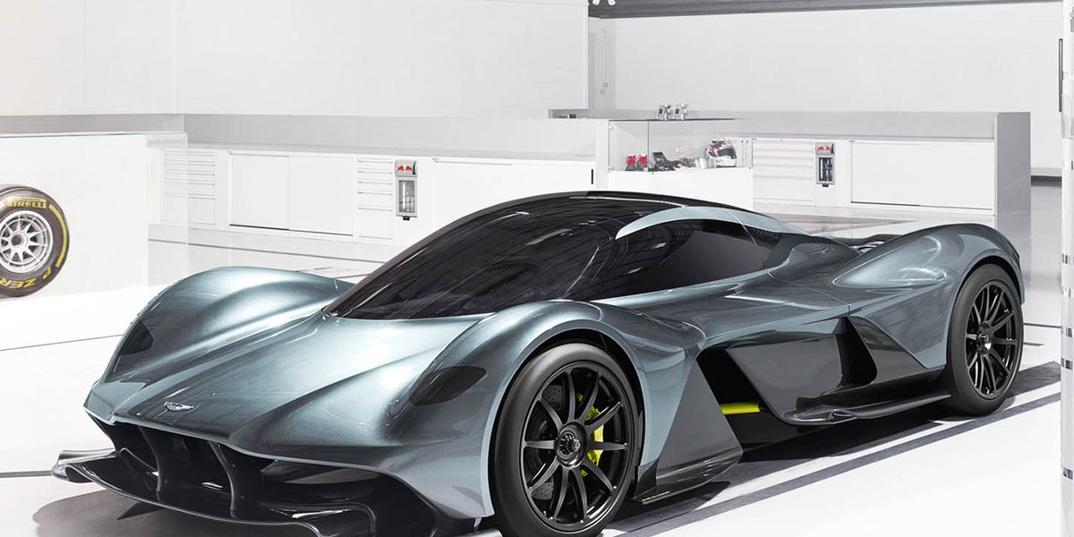 2018 Aston Martin Red Bull Am Rb 001 Revealed 8211 News 8211 Car And Driver
