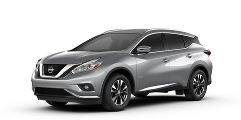 2016 Nissan Murano Hybrid Yes There Is One
