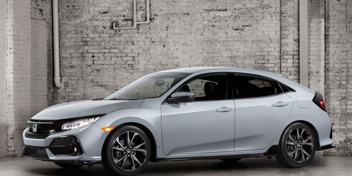 2017 Honda Civic Hatchback Official Photos And Info 8211 News 8211 Car And Driver