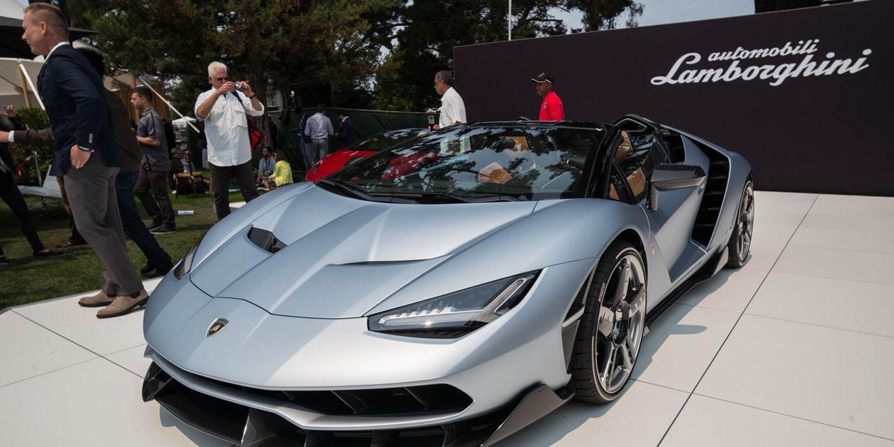 2017 Lamborghini Centenario Roadster Photos And Info 8211 News