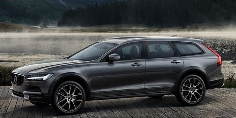 2017 Volvo V90 Cross Country A Familiar Formula Lied To Beautiful Wagon
