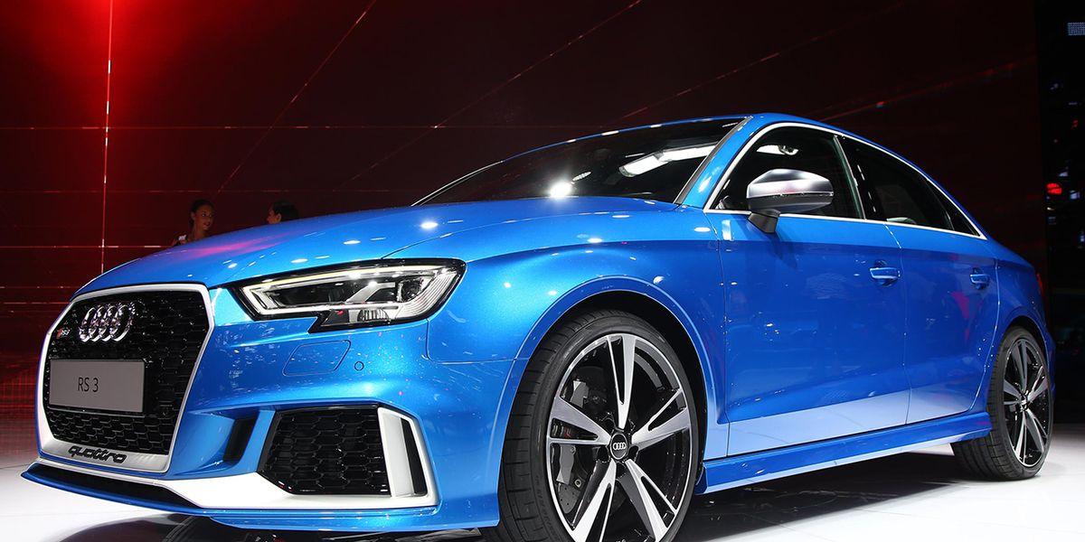 Subaru Lease Deals >> 2018 Audi RS3 Sedan Official Photos and Info – News – Car ...