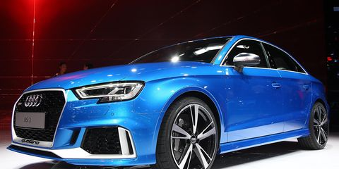 Audi Rs3 2018 | Auto Car Reviews 2019 2020