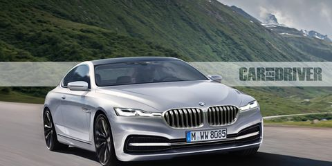 2018 Bmw 8 Series Spied A Bold Luxury Two Door