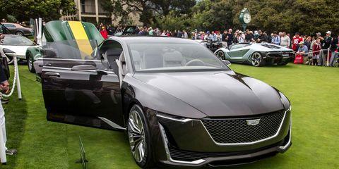 Cadillac Evening News >> Cadillac Escala Concept Photos And Info 8211 News 8211