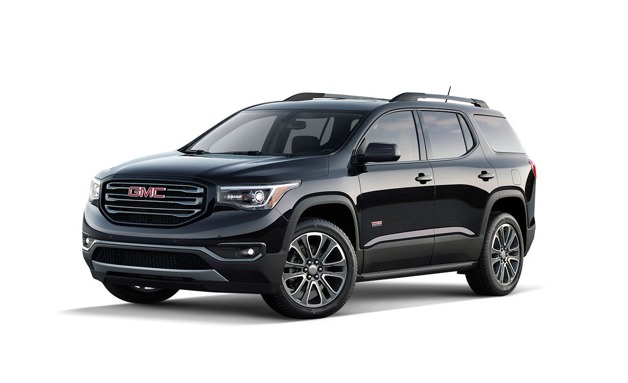 Gmc For 2017 What S New 8211 Feature 8211 Car And Driver