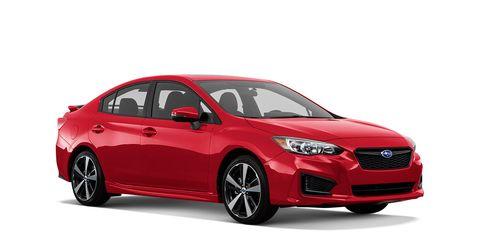 Motor vehicle, Tire, Wheel, Automotive design, Automotive mirror, Vehicle, Automotive lighting, Red, Car, Hood,