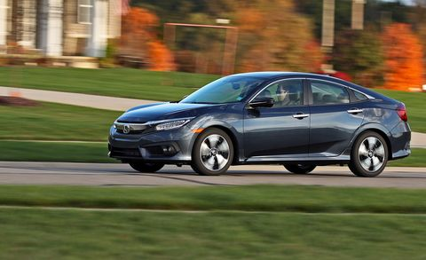 41eebd928e3 2016 Honda Civic Sedan Long-Term Test | Review | Car and Driver