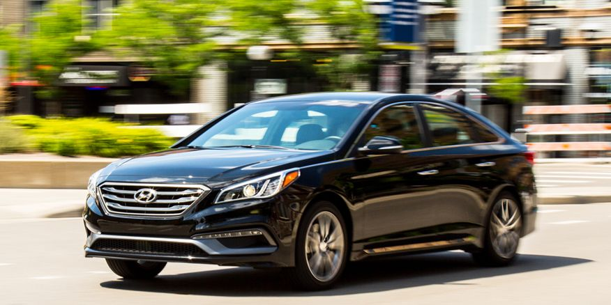 Used Hyundai Sonata For Sale >> 2016 Hyundai Sonata Sport 2.0T Tested – Review – Car and Driver