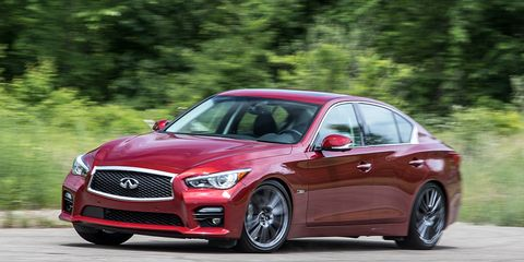 Marc Urbano The Manufacturer From September 2016 Issue Saying Infiniti Q50