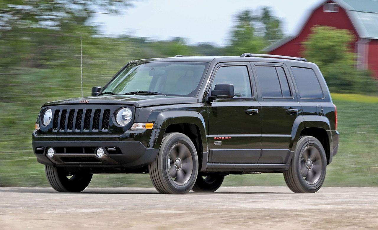 Patriot jeep review
