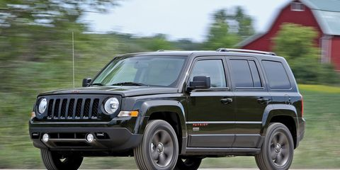 2016 Jeep Patriot Tested 8211 Review 8211 Car And Driver