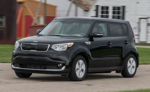 Kia Soul Ev >> 2016 Kia Soul Ev Test 8211 Review 8211 Car And Driver