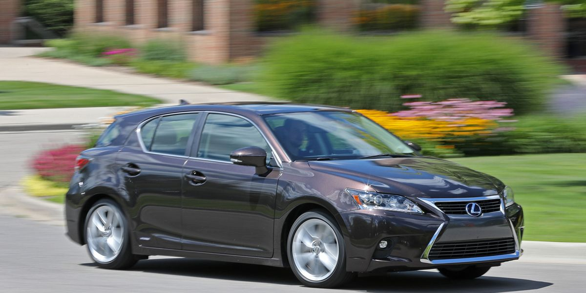 Cheapest Lease Deals >> 2016 Lexus CT200h Review – Car and Driver