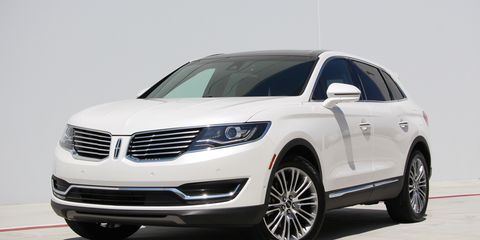 2016 Lincoln Mkt >> 2016 Lincoln Mkx 2 7t Fwd Test 8211 Review 8211 Car
