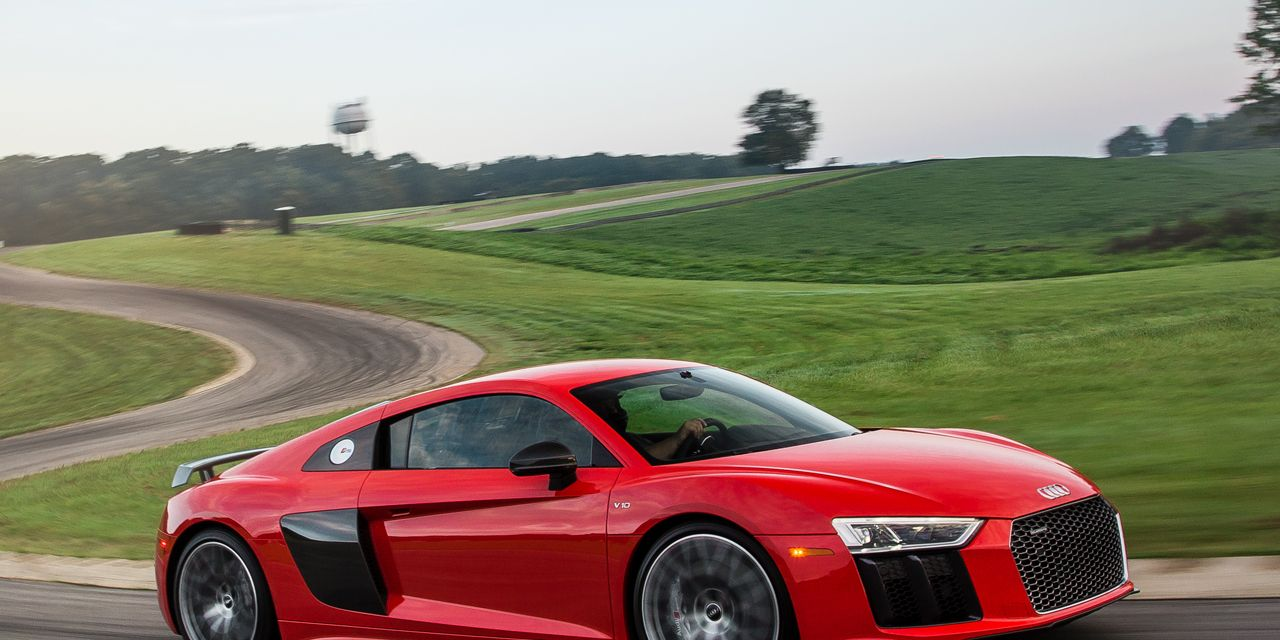 2017 Audi R8 V10 Plus Test 8211 Review 8211 Car And Driver