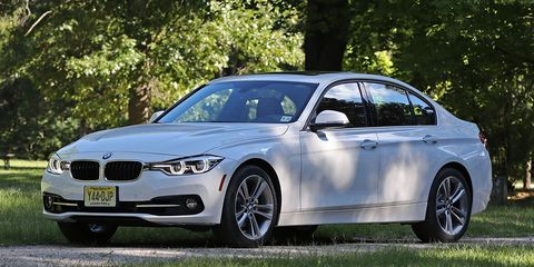 2017 BMW 330i Automatic Tested –