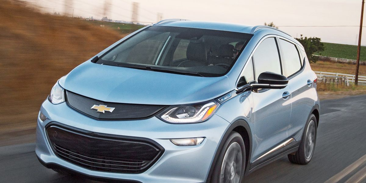 2017 Chevrolet Bolt Ev First Drive