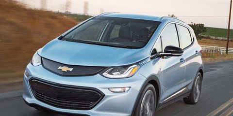 2018 Chevy Bolt EV: Changes, Mileage, Price >> 2017 Chevrolet Bolt Ev First Drive 8211 Review 8211