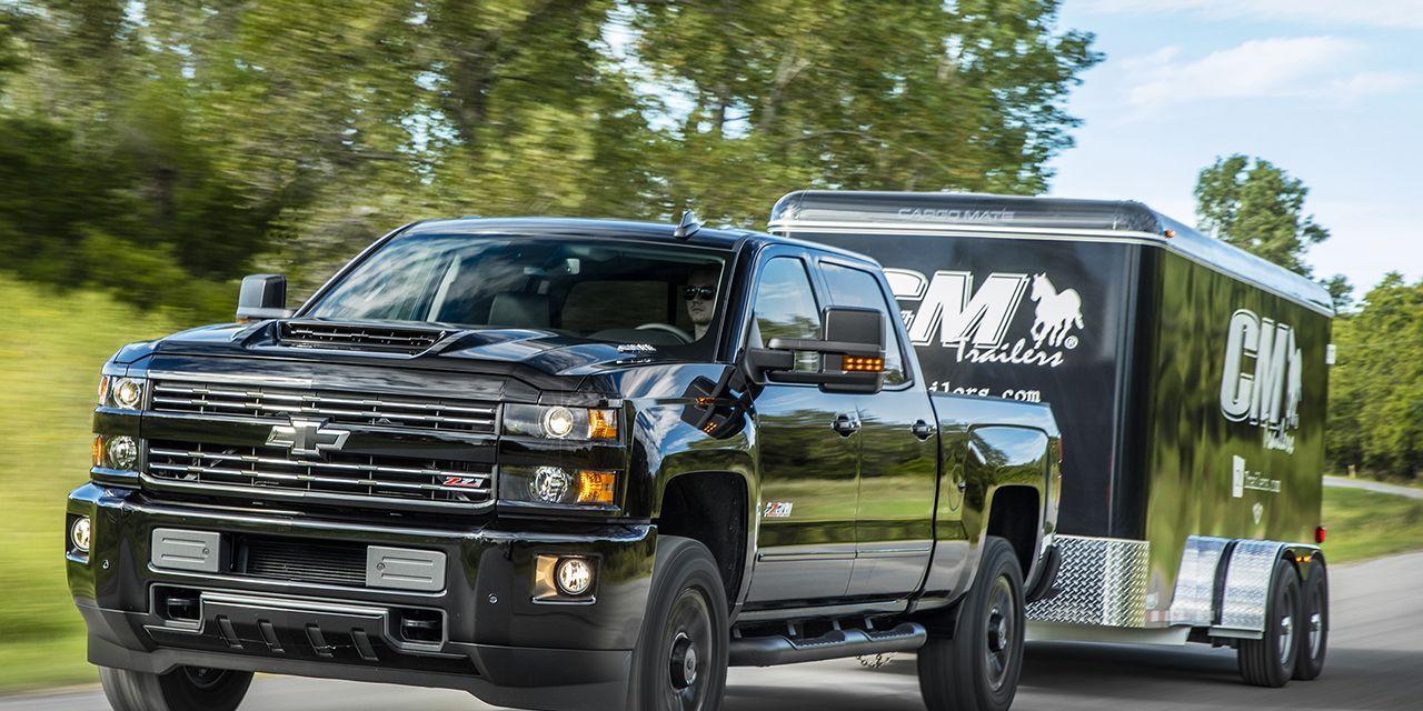 2017 Chevrolet Silverado Hd Duramax Diesel Drive 8211 Review