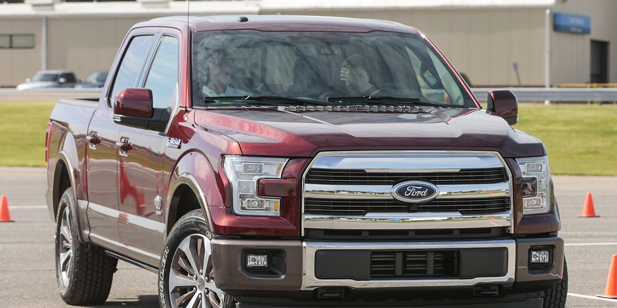 2017 Ford F 150 3 5l V 6 Ecoboost 10 Sd First Drive 8211 Review Car And Driver