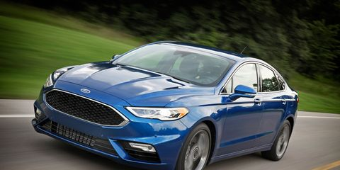 Ford Fusion Sport >> 2017 Ford Fusion Sport First Drive 8211 Review 8211