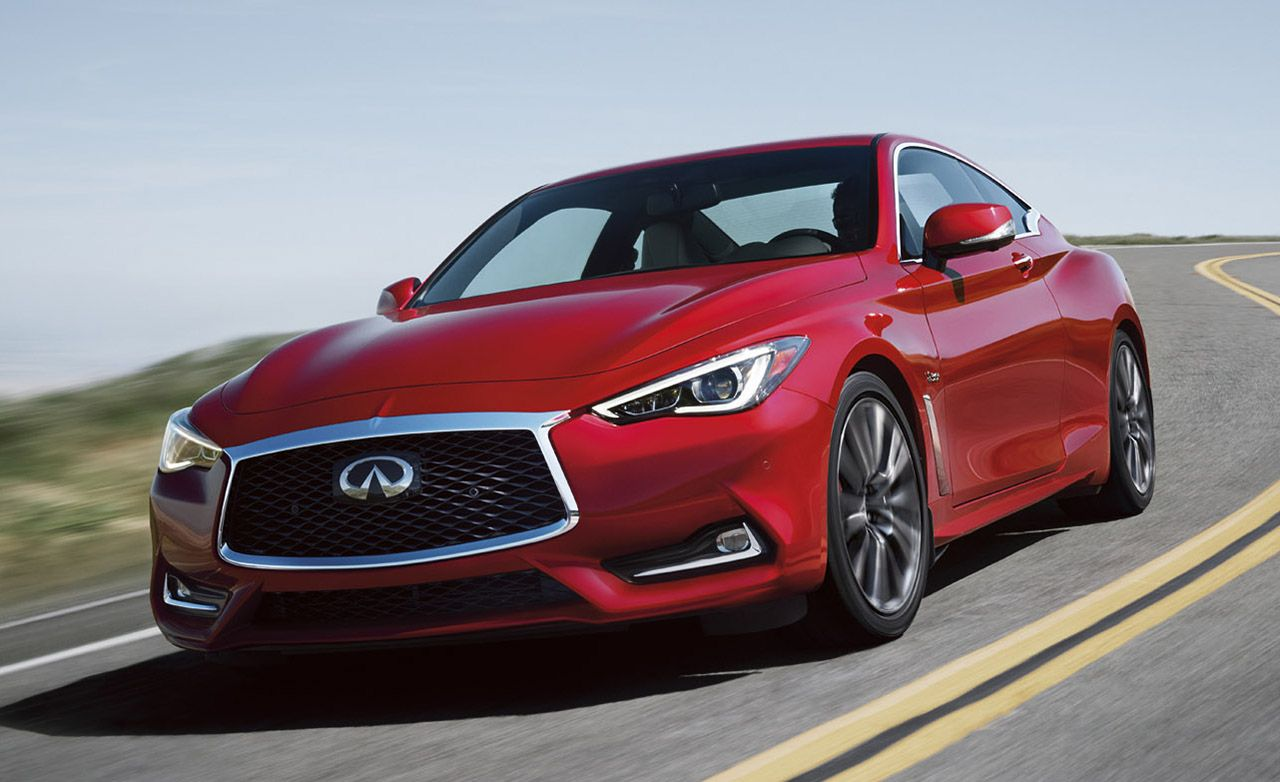 2017 Infiniti Q60 Coupe First Drive –