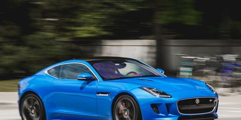 2017 Jaguar F-type Quick-Take Evaluation – Review – Car ...