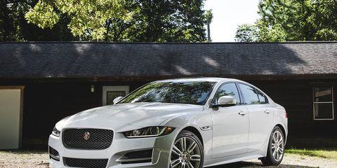 2017 Jaguar Xe 20d Awd Sel