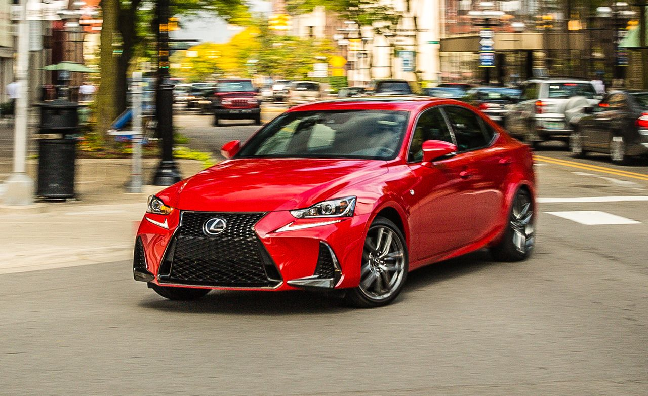 2017 lexus is350 turbo