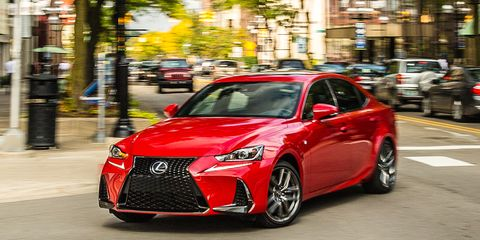 Lexus F Sport >> 2017 Lexus Is200t F Sport Test 8211 Review 8211 Car