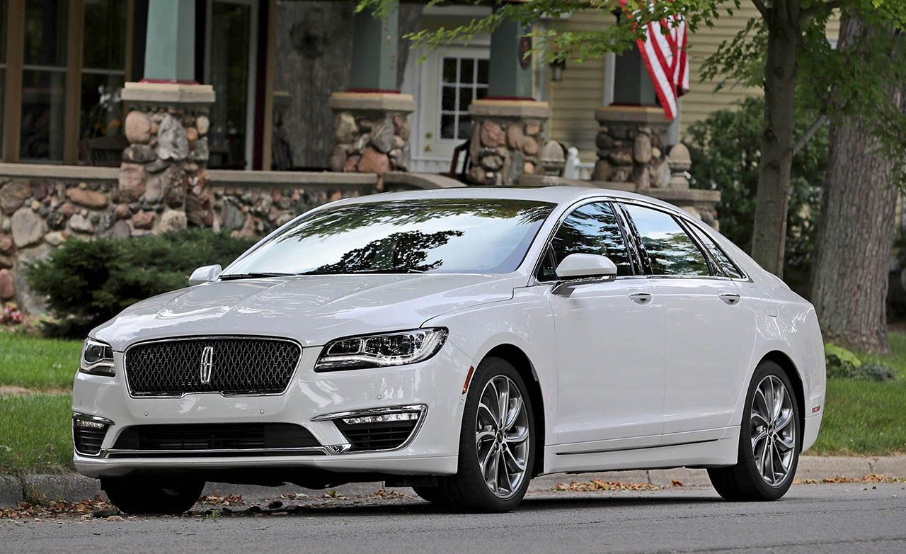 2017 Lincoln Mkz 3 0t Awd Test 8211