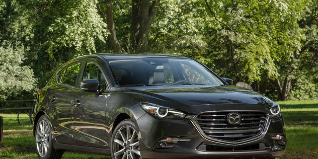 Tested: Updated 2017 Mazda 3 2.5 Manual HatchbackCar and Driver