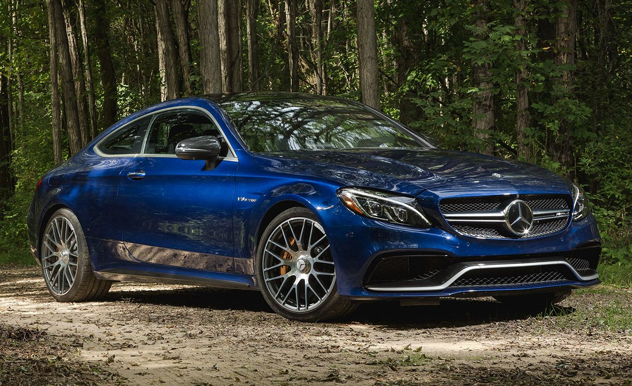 2017 Mercedes Amg C63 S Coupe Test 8211 Review 8211 Car And Driver
